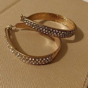 Aldo Sparkling  earrings